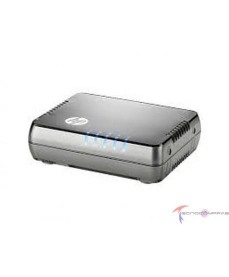 Switch 1405 no administrable Hp Aruba JH407A HPE 1405 5G v3 Switch 5 RJ 45 autosensing 10 100 1000 IEEE 802 3 u ab Latency 3 s
