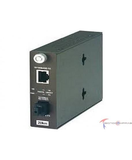 Fibra optica TRENDNET TFC-110S20D5i Intelligent 100Base-TX to 100Base-FX Dual Wavelength Single Mode SC Fiber Converter TX1510