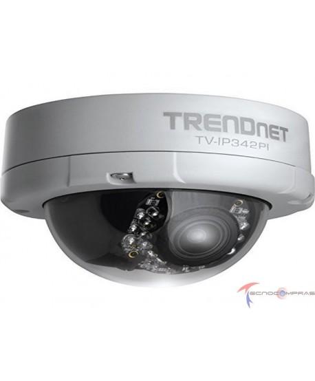 Seguridad TRENDNET TV-IP342PI Outdoor PoE 2 Megapixel Day Night Dome Network Camera