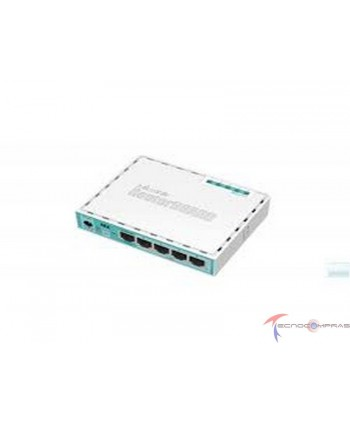 Routers MIKROTIK hEX S 5x...