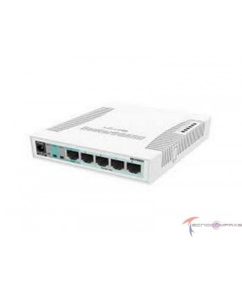 Switchs MIKROTIK RB260GS 5x...
