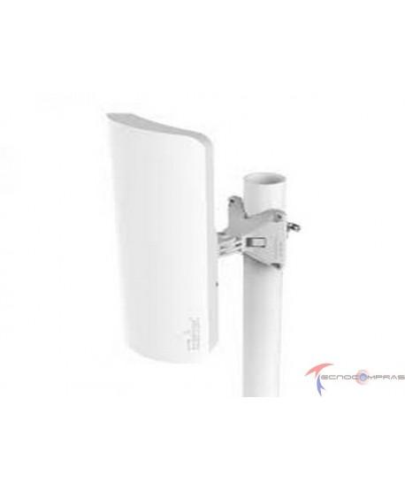 Inalambricos MIKROTIK mANTBox 2 12s 2 4GHz 120 degree 12dBi dual polarization sector Integrated antenna with 600Mhz CPU 64MB RA