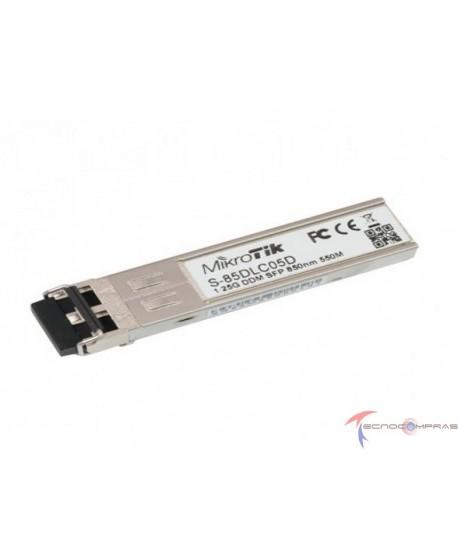 Accesorios MIKROTIK S-C49DLC40D SFP CWDM module 1 25G 40km 1490nm