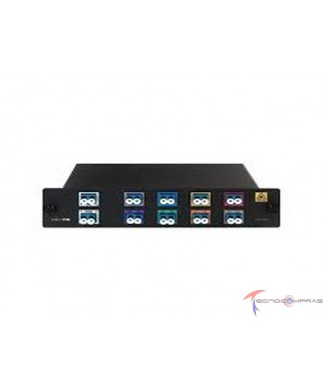 Accesorios MIKROTIK CWDM-MUX8A Combine up to eight fiber links into one