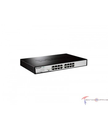 Switchs DLINK DGS-1016...