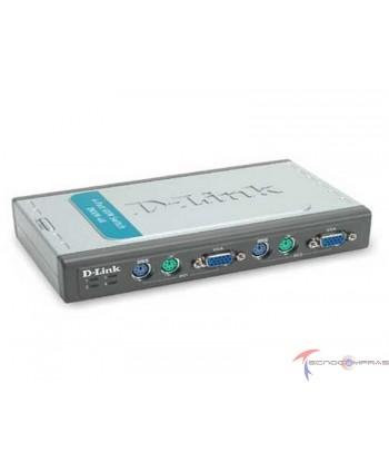 Switchs DLINK DKVM-4KA El...