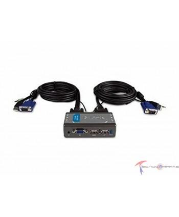 Switchs DLINK KVM-221 El...