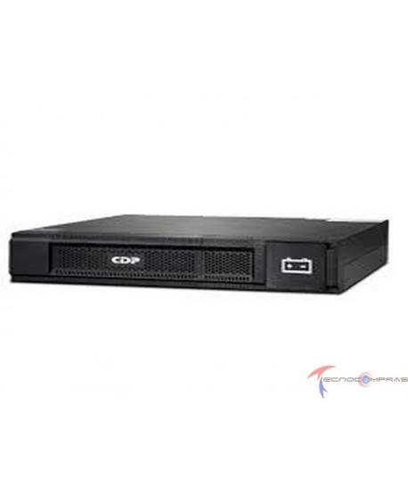 Ups monofasica on line rack CDP UPO11-3BC12-9RT Banco de baterias externo para UPS Online UPO11-3RT Prolonga tiempo de respaldo