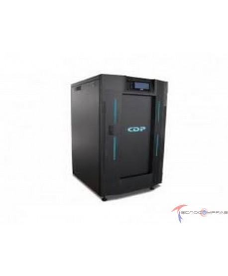 Ups trifasica on line torre CDP UPO33-15PF365 Capacidad 15kVA 13 5kW Conector de entrada 3 fases N PE Factor de potencia 0 9 Ef