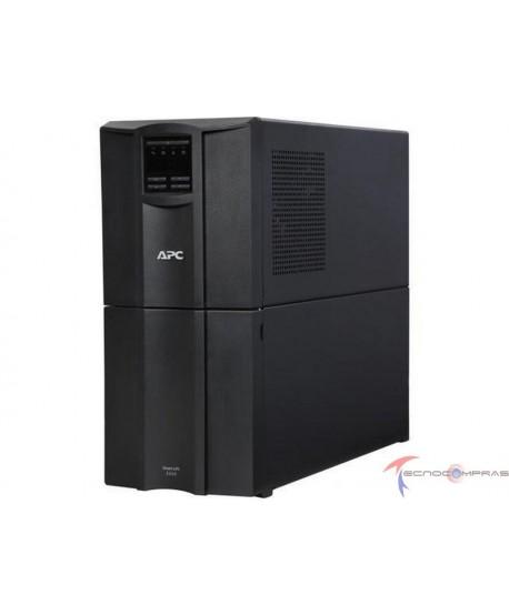 Ups smart - linea interactiva APC SMT2200 Apc smart-ups 1920w 2200va entrada 120v salida 120v interface port db-9 rs-232 smarts