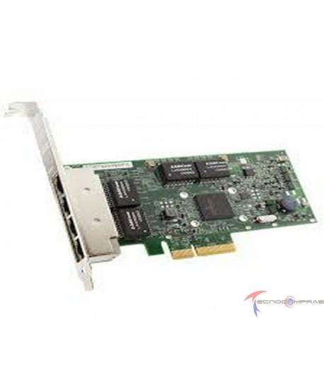 ST50 Torre Lenovo servidores 7ZT7A00484 ThinkSystem Broadcom NetXtreme PCIe 1Gb 4-Port RJ45 Ethernet Adapter