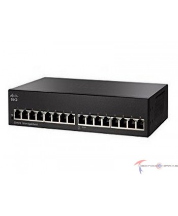 Swtich Cisco Sb SG110-16-NA...