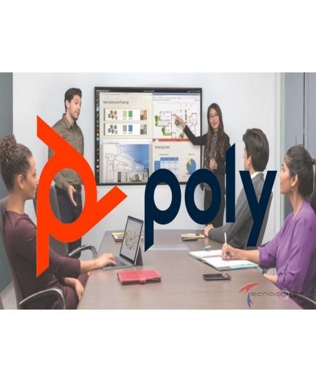 Sistemas para conferencias Plantronics-Poly 4870-85830-312 Poly premier 3yr polycom studio