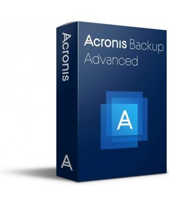 Backup Advanced Server...