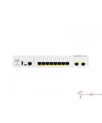 Swtich Cisco WS C2960C 8TC...
