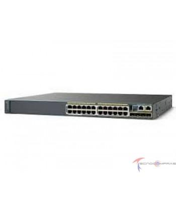 Swtich Cisco WS C2960X 24TD...