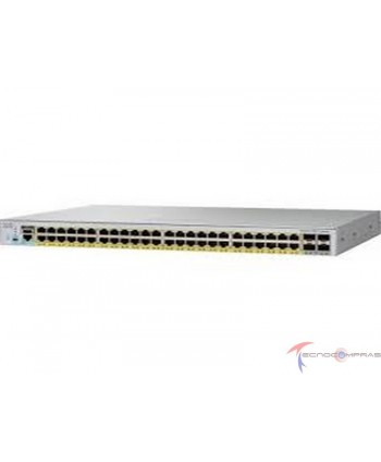 Swtich Cisco WS C2960L 48PS...