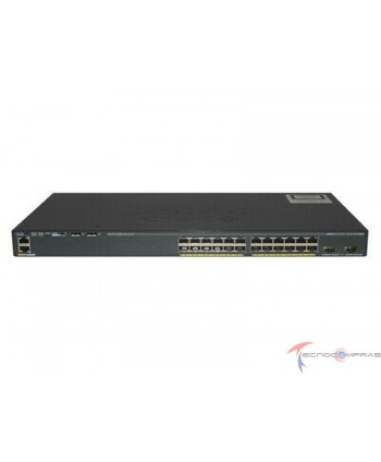 Swtich Cisco WS C2960X 24PD...