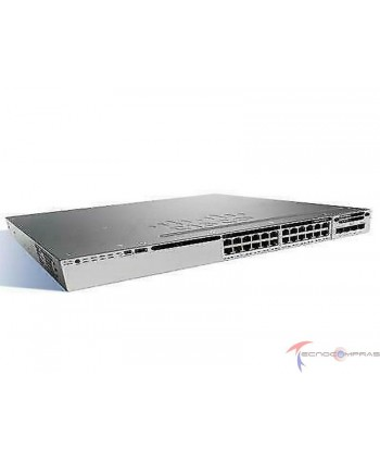 Swtich Cisco WS C3850 24P L...
