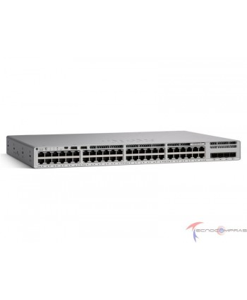 Swtich Cisco C9200L 48T 4G...
