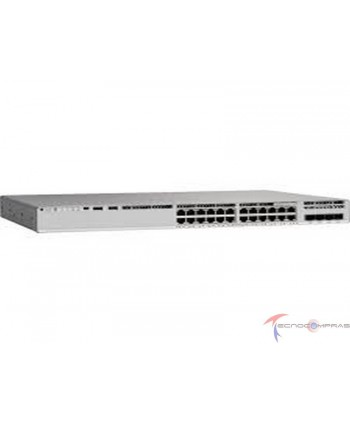 Swtich Cisco C9200L 24P 4G...