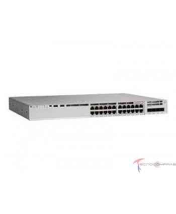 Swtich Cisco C9200L 24P 4X...