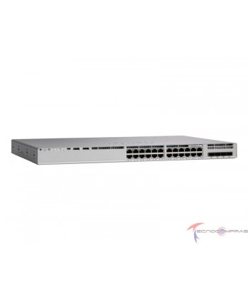 Swtich Cisco C9200 24T E...