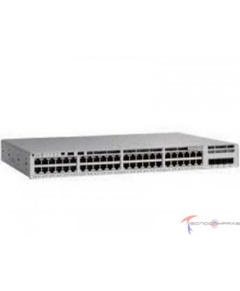 Swtich Cisco C9200 48T E...