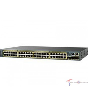 Swtich Cisco C9300L 24T 4G...