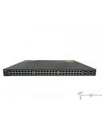 Swtich Cisco C9300L 48T 4G...