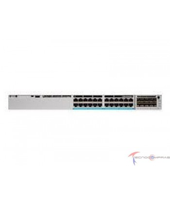 Swtich Cisco C9300L 24T 4X...