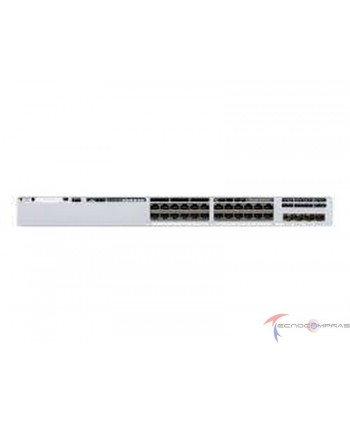 Swtich Cisco C9300L 24P 4X...